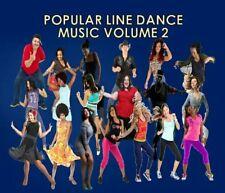 New LINE DANCE #2 MUSIC CD》Slide》Wobble》Booty Call》Blurred Lines》Shuffle》Hustle