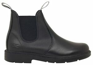 Roc Jeepers Junior Kids Comfortable Pull On Leather Boots - KidsShoes