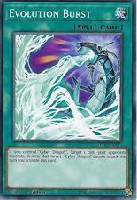 YU-GI-OH CARD: EVOLUTION BURST - LEDD-ENB14 - 1ST EDITION