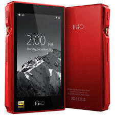 FiiO X5-III High Resolution Lossless Music Player [Red]
