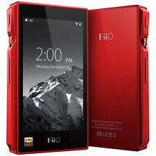 FiiO X5-III High Resolution Lossless Music Player [Red]