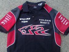 HOLDEN HSV mobil 1 racing team fully sponsored supercars polo shirt