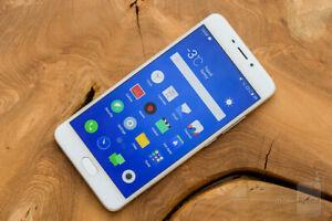 MEIZU M5 Note 32GB Unlocked Smartphone Android Silver 13MP 3GB RAM