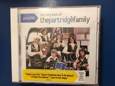 PARTRIDGE. FAMILY.        PLAYLIST.     THE VERY BEST OF THE. PARTRIDGE. FAMILY.