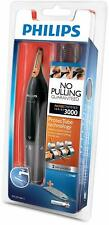 Philips Series 3000 Nose Eyebrow Trimmer NT3160/10 Ultra Precise Free Battery
