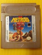Metroid II Game Gameboy - Tested & Works good!(B15)