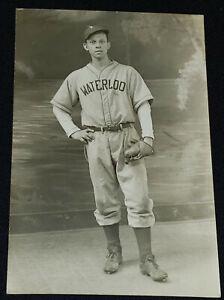 1947 - OMER CAOUETTE - J.A. LEGARE STUDIO - BASEBALL PHOTO - ORIGINAL