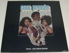 COOL BREEZE LP OST. Blaxploitation FUNK DJ BREAKS Funk SOLOMON BURKE SOUL PIMP