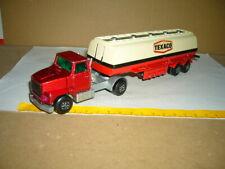 MATCHBOX-LESNEY Super Kings Ford LTS Texaco Tanker Truck, K-115-16-18, 1973, 11-