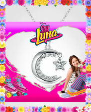 SOY LUNA 925 STERLING SILVER JEWELRY NECKLACE PENDANT GIRL BIRTHDAY GIFT