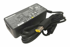 GENUINE LENOVO 45W 20V USB RECTANGLE SQUARE TYPE TIP AC ADAPTER LAPTOP CHARGER