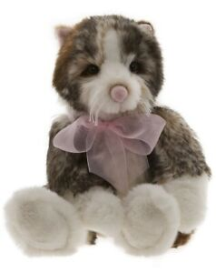 Adora - collectable jointed guinea pig teddy by Charlie Bears - BB193909