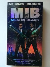 Men In Black VHS 1997 Will Smith Tommy Lee Jones Includes Will Smith Music Video