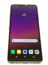 LG G7 ThinQ  LMG710TM - 64GB - T-Mobile locked -Silver -Unpaid bills # SLK32