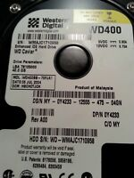 ****  Tested & Working GREAT  W D 40 Gb IDE Hard Drive   ****