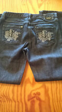 River Island Indigo, Dark wash Mid L30 Jeans for Women