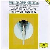 MAHLER SYMPHONIE NO.6 - THOMAS HAMPSON (2 CD)
