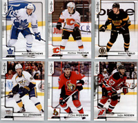 2017-18 O-Pee-Chee Hockey - Base Set Cards - Choose From Card #'s 1-200