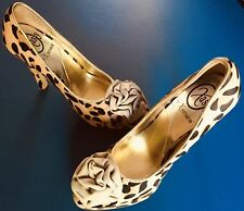 Xiomara Wedding and Party Shoes,  Lining & Sole(Genuine Leather)