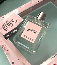 Philosophy Amazing Grace EDP 4 fl oz Full Size Spray Fragrance Brand New Unboxed