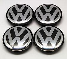 4x 70mm VW Wheel Center Caps Emblem-TOUAREG T4 T5 Cover Hub 7L6 601 149B