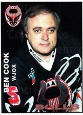 1995-96 Birmingham Bulls #29 Ben Cook