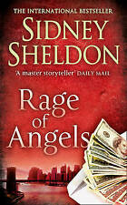 Rage of Angels, By Sidney Sheldon,in Used but Acceptable condition