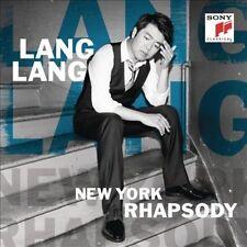 LANG LANG New York Rhapsody (CD, Sep-2016, Sony Classical) (48)