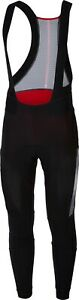 Castelli Sorpasso 2 Men's Cycling Bib Tights Black Size Large