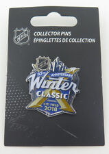 2018 NHL Winter Classic Pin New York Rangers vs Buffalo Sabres - Citi Field  NY