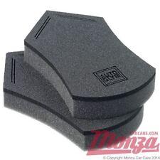 Autoglym Perfect Polish Foam Car Wax / Sealant Applicator Pads **TWIN PACK**