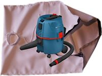 Vacuum INDUSTRIAL Cleaner REUSABLE  Dust Filter Bag Bags 50L SIZE FESTOOL
