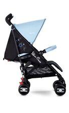 Silver Cross Pop Star Stroller, Compact and Lightweight (Shooting Stars Blue)