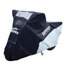 Oxford Rainex All Weather Waterproof Indoor and Outdoor Motorcycle Cover MEDIUM