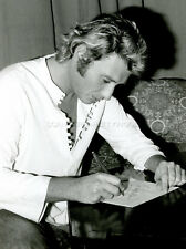 JOHNNY HALLYDAY 70s VINTAGE PHOTO ORIGINAL #91