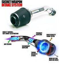 Secret Weapon-r Cold Air Intake 03-06 Toyota Corolla FREE RAM Kit +FILTER CLEANR