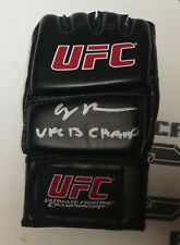 Guy Mezger Signed Official UFC Glove BAS Beckett COA Champ Autograph 13 4 5 19
