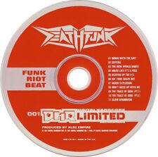 Alec Empire - Death Funk - Funk Riot Heat (1997)  CD  NEW  SPEEDYPOST