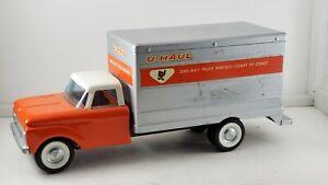 Vintage Nylint Uhaul No.8400 Twin I-Beam Suspension Truck Original Toy Nice