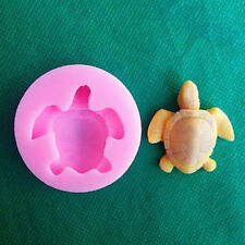 3D Turtle Silicone Fondant Mold Cake Decor 1PC Candy Chocolate Baking Mould Tool