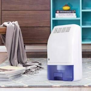 Electric Dehumidifier Damp Trap Mould Moisture Catch Remover Caravan Home UK