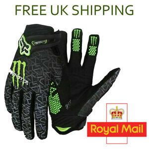 WFX Cycling Gloves Full Finger Bicycle BMX MTB Bike Riding Touchscreen Glove UK