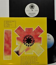 """Red Hot Chilli Peppers - Taste The Pain & Higher Ground Promo 2x12"""" Singles EX+"""
