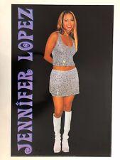 Sexy Jennifer Lopez,Photo By Retna, Rare 2000 Poster