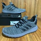 ADIDAS Men's Cloudfoam Lite Racer BYD Running Shoes ~ Gray ~ Sizes & Condition
