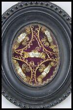 † ST NICHOLAS + JULIAN PARIS MULTI RELIQUARY 5 RELICs SAINTS & MARTYRS  FRANCE †