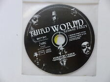 CD SINGLE Promo THIRD WORLD Reggae party B11795