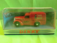 DINKY TOYS   1:43   -  1948  COMMER 8 CWT VAN  -   RARE SELTEN IN GOOD CONDITION