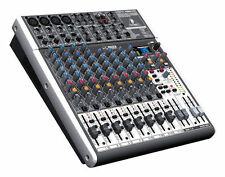 Behringer XENYX X1622USB 16-Channel Live Sound Mixer Board w/ USB & FX EQ