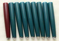 Repairers / Restorers Lot of 9 Parker 61 MkII Fountain Pen Barrels.